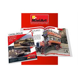 MINIART 55020 Catalogue - Catalog 2020