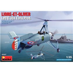 MINIART 41007 1/35 Liore-et-Oliver LeO C.30A Early Prod