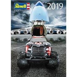 REVELL 2019 Catalogue - Catalog