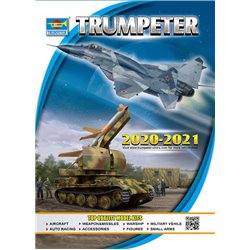 TRUMPETER 2020-2021 Catalogue - Catalog