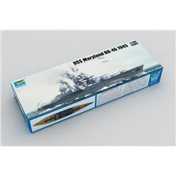 TRUMPETER 05770 1/700 USS Maryland BB-46 1945*