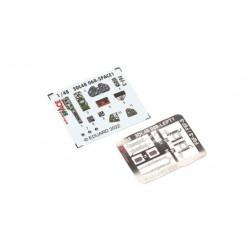 TRUMPETER 02217 1/32 Chengdu F-7 EB*