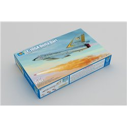 TRUMPETER 01682 1/72 US F-106A Delta Dart*