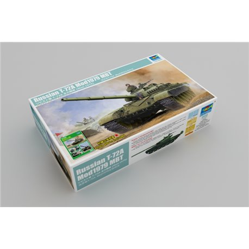 TRUMPETER 09546 1/35 T-72A Mod 1979