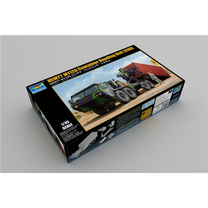 TRUMPETER 01064 1/35 HEMTT M1120 Container Handling Unit (CHU)