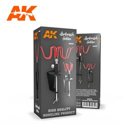AK INTERACTIVE AK9053 AIRBRUSH HOLDER