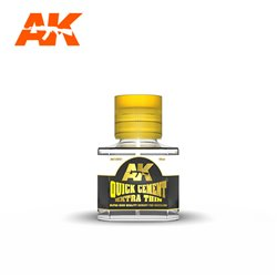 AK INTERACTIVE AK12001 QUICK CEMENT EXTRA THIN 40ml