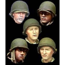 AK INTERACTIVE AK11603 HUMAN FLESH TONES SET