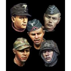 AK INTERACTIVE AK11602 NIGHT CREATURES FLESH TONE SET