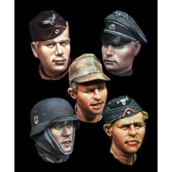AK INTERACTIVE AK11601 NON METALLIC METAL: STEEL SET