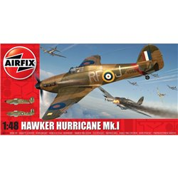 AIRFIX A05127A 1/48 Hawker Hurricane Mk.1