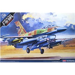 ACADEMY 12105 1/32 Israeli Air Force F-16I SUFA