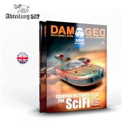 ABTEILUNG 502 ABT732 DAMAGED – SPECIAL SCIFI BOOK
