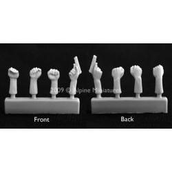 BLACK DOG F32091 1/32 WW II German Luftwaffe Pilot N°8 1940-45