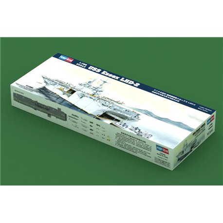 HOBBY BOSS 83403 1/700 USS Essex LHD-2