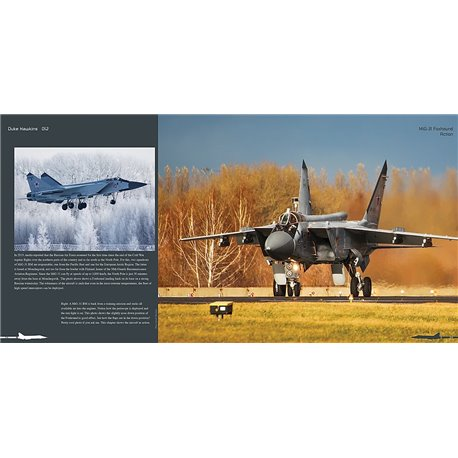 HMH Publications 012 Duke Hawkins MiG-31 Foxhound