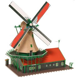 FALLER 191752 1/87 Moulin à vent De Kat - Windmill De Kat