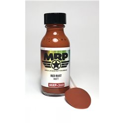 MR.PAINT MRP-360 Red Rust (Matt) (30 ml)