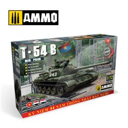 AMMO BY MIG A.MIG-8502 1/72 T-54B MID PRODUCTION