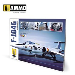 AMMO BY MIG A.MIG-6004 F-104G STARFIGHTER - Visual Modelers Guide (Multilingual)