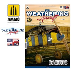 AMMO BY MIG A.MIG-5216 The Weathering Aircraft Issue 16. RARITIES (English)