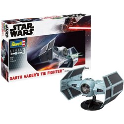 REVELL 06780 1/57 Darth Vader's TIE Fighter