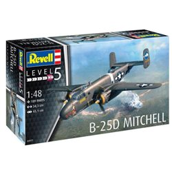 REVELL 04977 1/48 B-25D Mitchell
