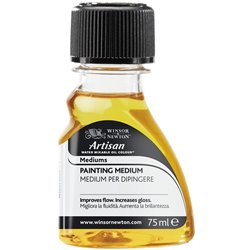 WINSOR & NEWTON 2821725 ADDITIF HUILE ARTISAN MEDIUM A PEINDRE 75ML