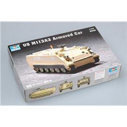 TRUMPETER 07240 1/72 US M113A3 Armored Car