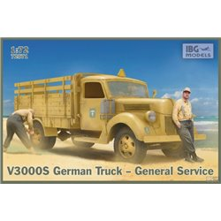 IBG MODELS 72071 1/72 V3000S German Truck