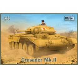 IBG MODELS 72067 1/72 Crusader Mk.II