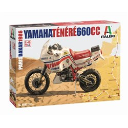 ITALERI 4642 1/9 YAMAHA TENERE' 660 cc 1986