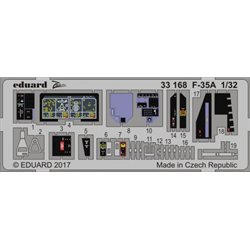 EDUARD 33168 1/32 F-35A