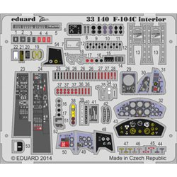 EDUARD 33140 1/32 F-104C interior S.A.