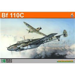 EDUARD 8201 1/48 Bf 110C