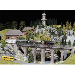 Preiser 10100 Figurines HO 1/87 Equipe de secours - Rescue Service