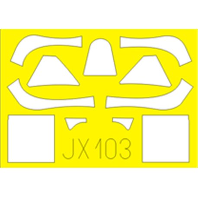 EDUARD JX103 1/32 Spitfire Mk.IX