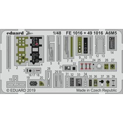 EDUARD FE1016 1/48 A6M5