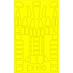 EDUARD EX490 1/48 Defiant Mk.I