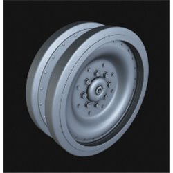 PANZER ART RE35-629 1/35 M551 Sheridan Road wheels