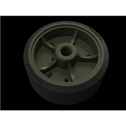 PANZER ART RE35-633 1/35 M4 Sherman Road wheels Pattern No. 3