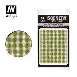 VALLEJO SC407 Wild Tuft – Light Green