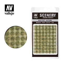 VALLEJO SC409 Wild Tuft – Autumn