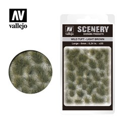VALLEJO SC418 Wild Tuft – Light Brown