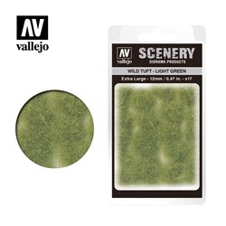 VALLEJO SC426 Wild Tuft – Light Green