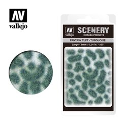 VALLEJO SC432 Fantasy Tuft – Turquoise