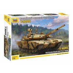 ZVEZDA 5065 1/72 Russian Main Battle Tank T-90MS