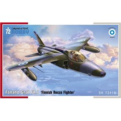 SPECIAL HOBBY SH72419 1/72 Folland Gnat FR.1 Finnish Recce Fighter