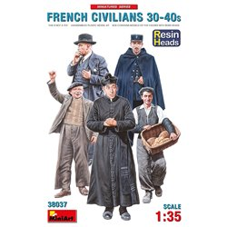 MINIART 38037 1/35 French Civilians