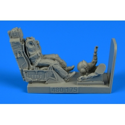 AEROBONUS 480.175 1/48 USAF Fighter Pilot w.ejection seat f.F16
